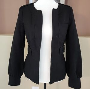 French Connection Black Blazer jackets